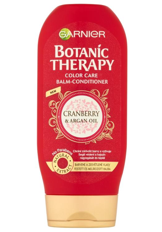 Balzám pro barvené vlasy Garnier Botanic Therapy Cranberry - 200 ml