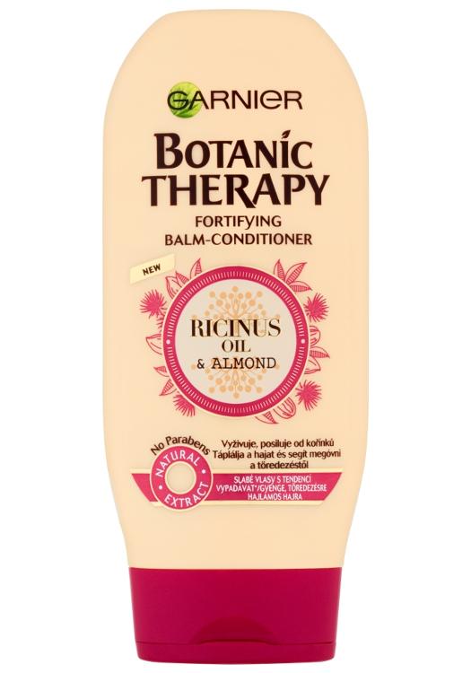 Balzám pro lámavé vlasy Garnier Botanic Therapy Ricinus Oil - 200 ml