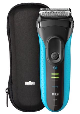 Planžetový holicí strojek Braun Series 3 Pro Skin 3045s (3045s WD) + DÁREK ZDARMA