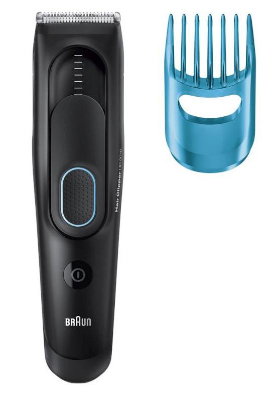 Zastřihovač vlasů Braun HC5010 - síťový/akumulátorový (HC 5010) + DÁREK ZDARMA