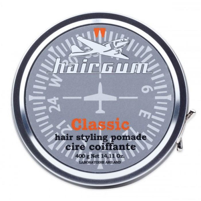 Pomáda na vlasy Hairgum, Classic - 400 ml (0220021) + DÁREK ZDARMA