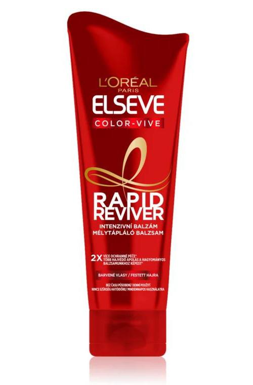 Intenzivní balzám pro barvené vlasy Loréal Elseve Color-Vive Rapid Reviver - 180 ml