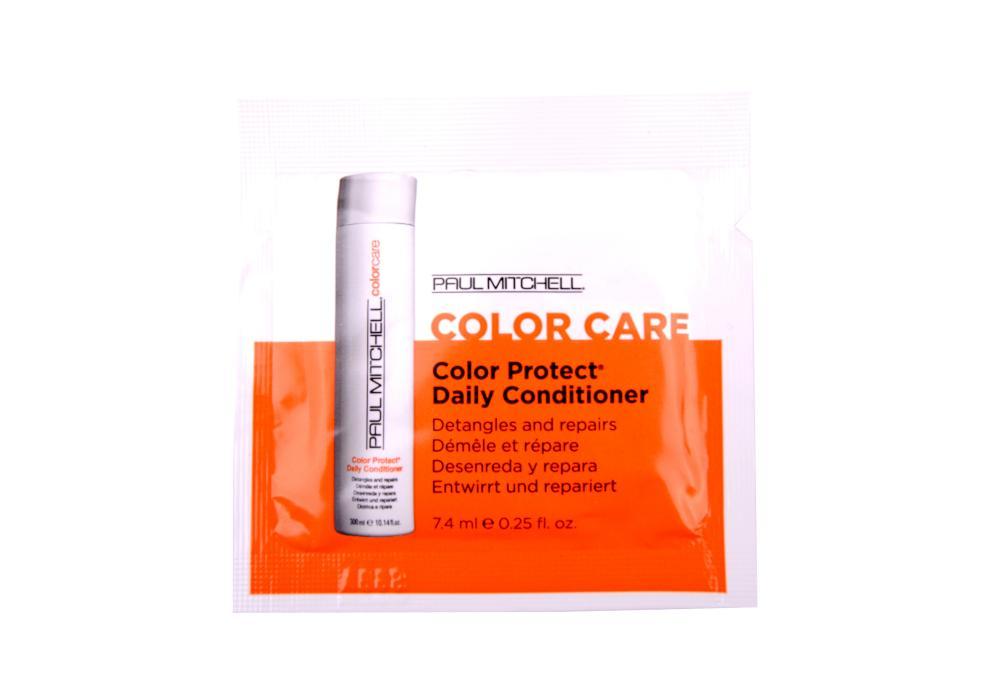 Kondicionér pro barvené vlasy Paul Mitchell Color Protect - 7,4 ml (103219)