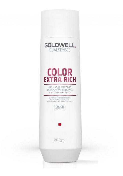 Šampon k oživení barvy Goldwell DS Color Extra Rich - 250 ml (202907)