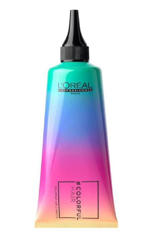 Kreativní barva na vlasy Colorfulhair Loréal, bezbarvá + DÁREK ZDARMA