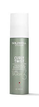 Oživující krém na vlny Goldwell Curl Splash - 100 ml (227542) + DÁREK ZDARMA