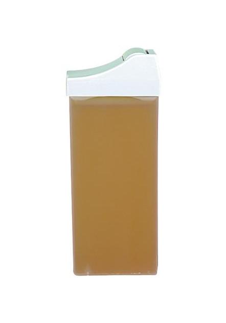 Depilační přírodní vosk Sibel - oranžový - 100 ml (7410142)