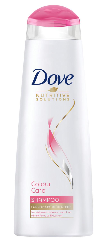 Šampon pro barvené vlasy Dove Colour Care - 400 ml (67175399)