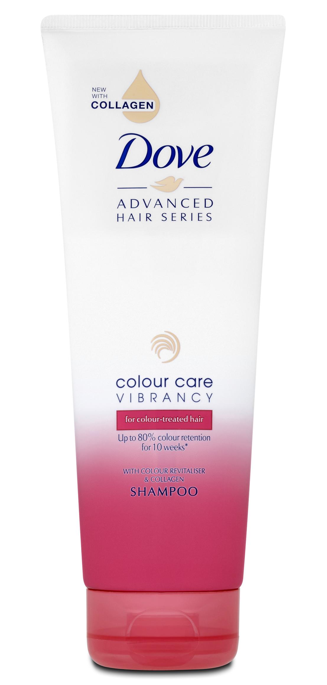 Šampon pro barvené vlasy Dove Advanced Colour Care Vibrancy - 250 ml (67263883)