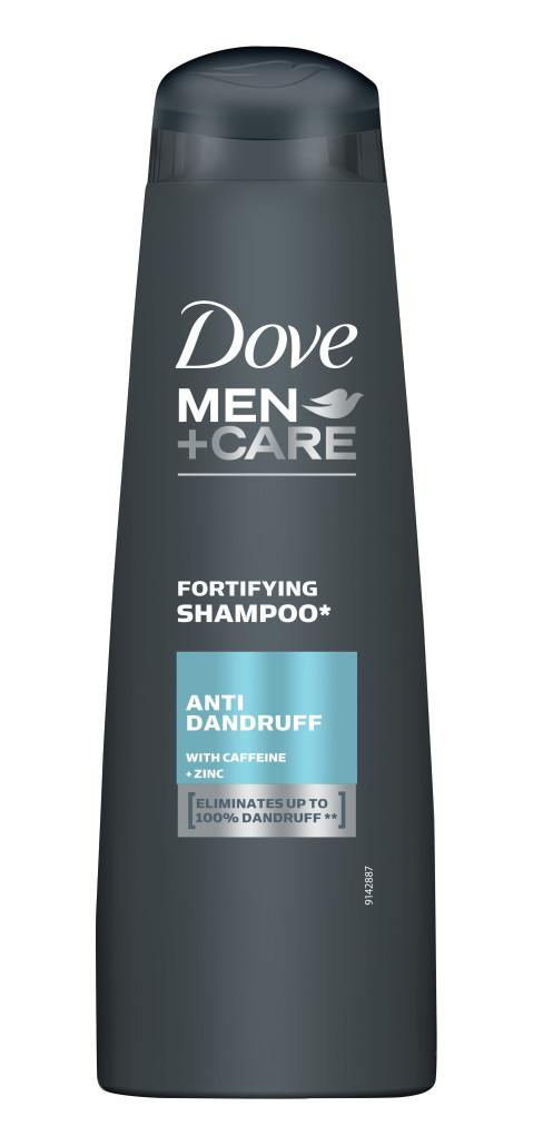 Pánský šampon proti lupům Dove Men+Care Anti Dandruff - 250 ml (67247207)