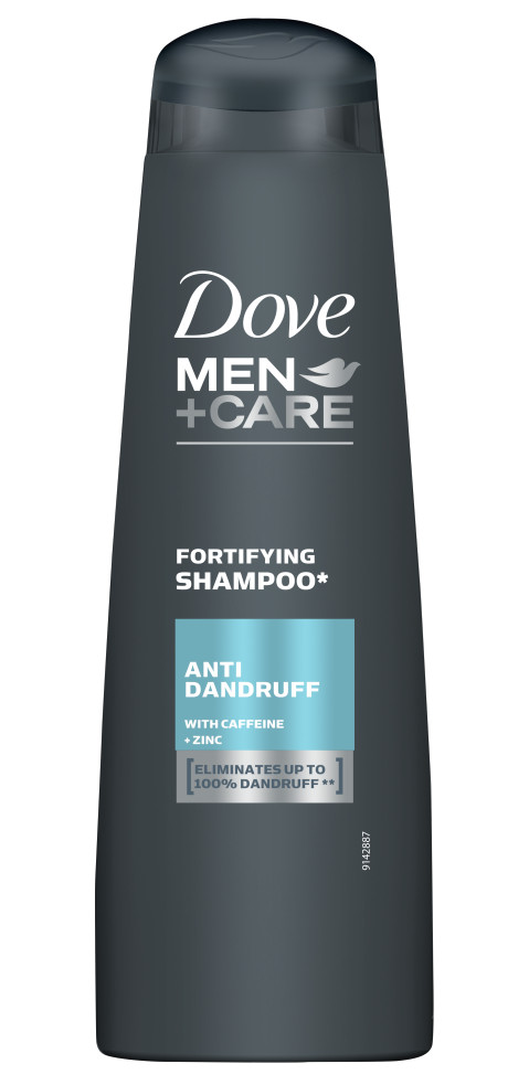 Pánský šampon proti lupům Dove Men+Care Anti Dandruff - 400 ml (67247205)