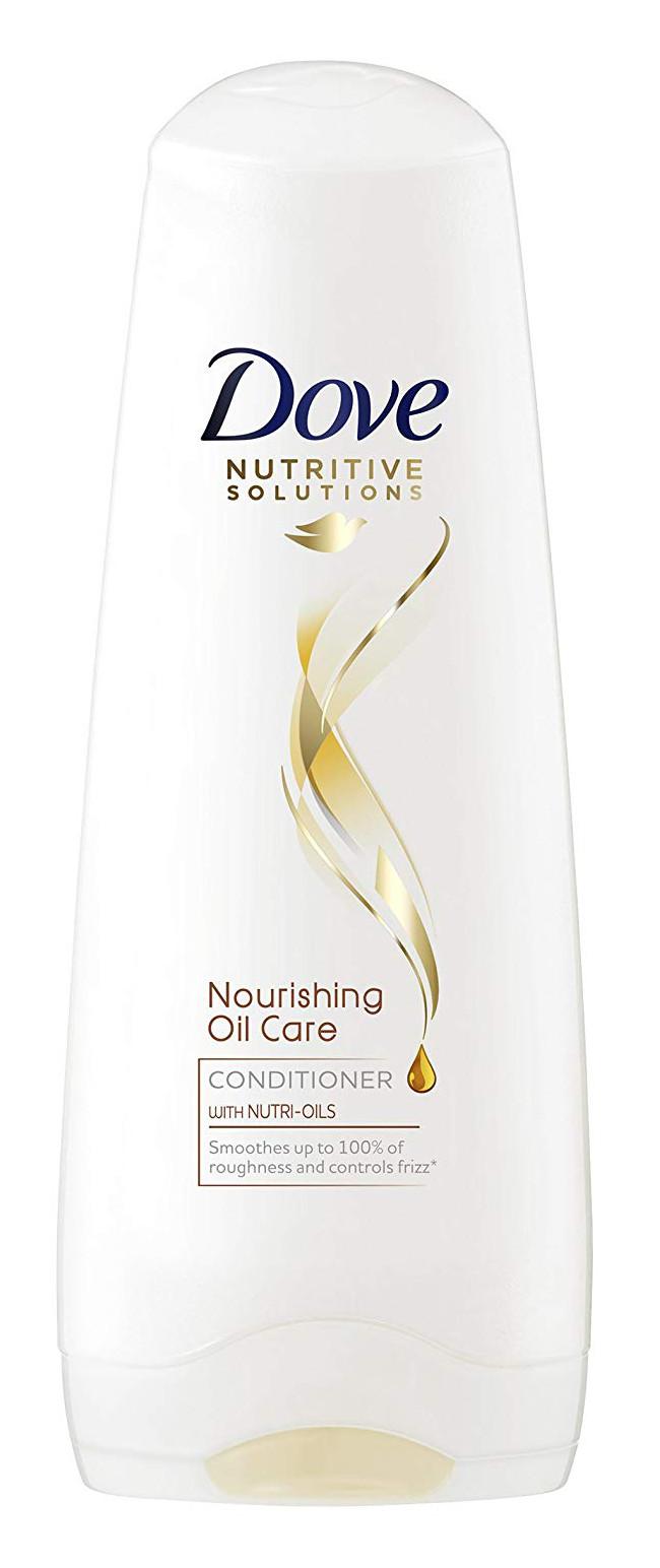 Péče pro suché a nepoddajné vlasy Dove Nourishing Oil Care - 200 ml (67175163)