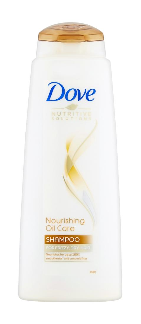 Šampon pro suché a nepoddajné vlasy Dove Nourishing Oil Care - 250 ml (67174888)