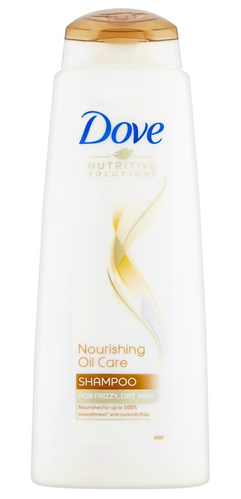Šampon pro suché a nepoddajné vlasy Dove Nourishing Oil Care - 400 ml (67175403)