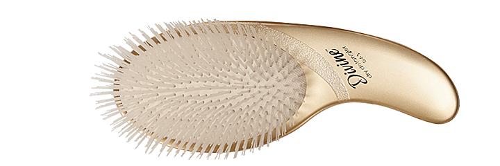 Kartáč na vlasy Olivia Garden Divine Dry - zlatý (DV-3) + DÁREK ZDARMA
