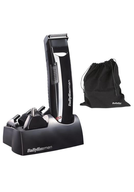 Přesný zastřihovač vousů a chloupků BaByliss E820PE + DÁREK ZDARMA