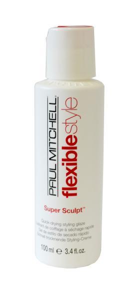 Rychleschnoucí gel na vlasy Paul Mitchell Super Sculpt - 100 ml (108311)