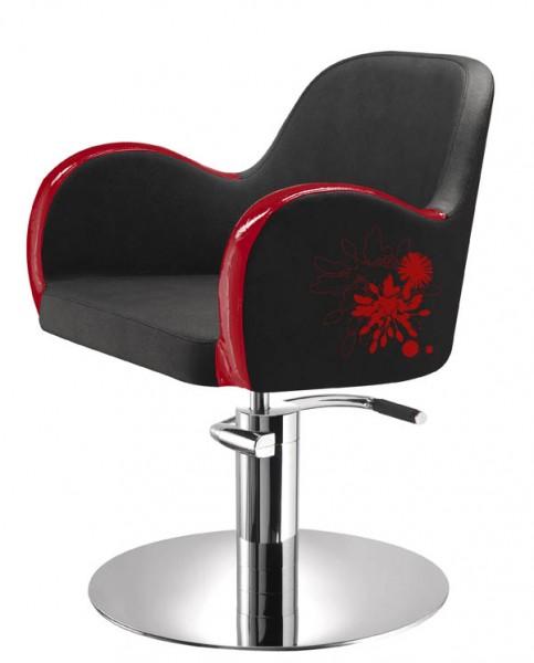 Luxusní kadeřnické designové křeslo Flower - II. jakost (56116) - Hairway + DÁREK ZDARMA