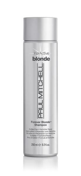 Bezsulfátový šampon Paul Mitchell Forever Blonde - 250 ml (110012) + DÁREK ZDARMA