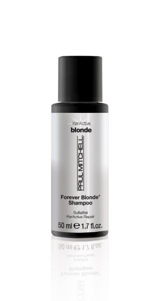 Bezsulfátový šampon Paul Mitchell Forever Blonde - 50 ml (110018)