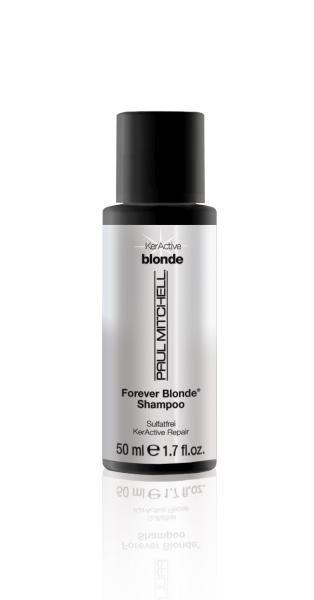Bezsulfátový šampon Paul Mitchell Forever Blonde - 50 ml (110018)