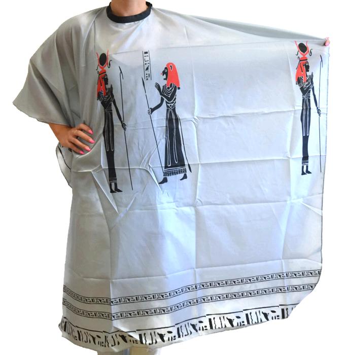 Pláštěnka na stříhání Fox collection Egypt line - šedá (1509415)