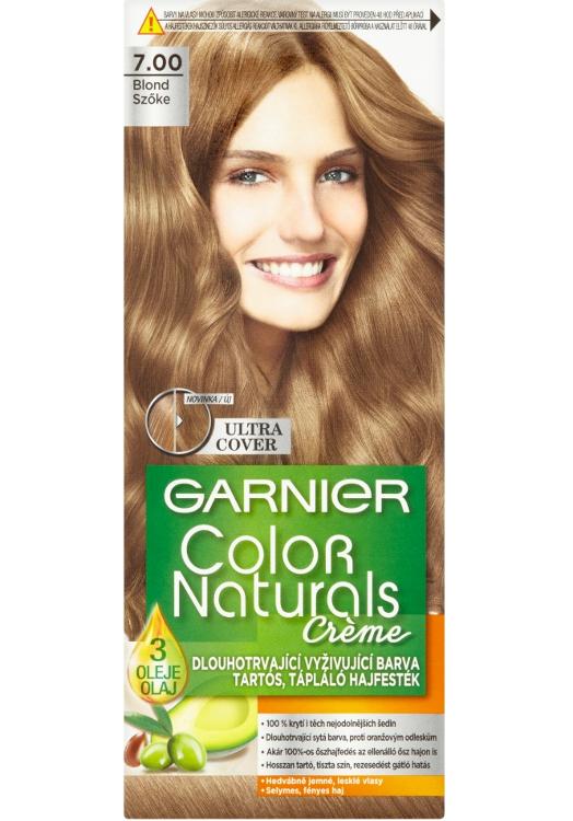 Permanentní barva Garnier Color Naturals 7.00 blond