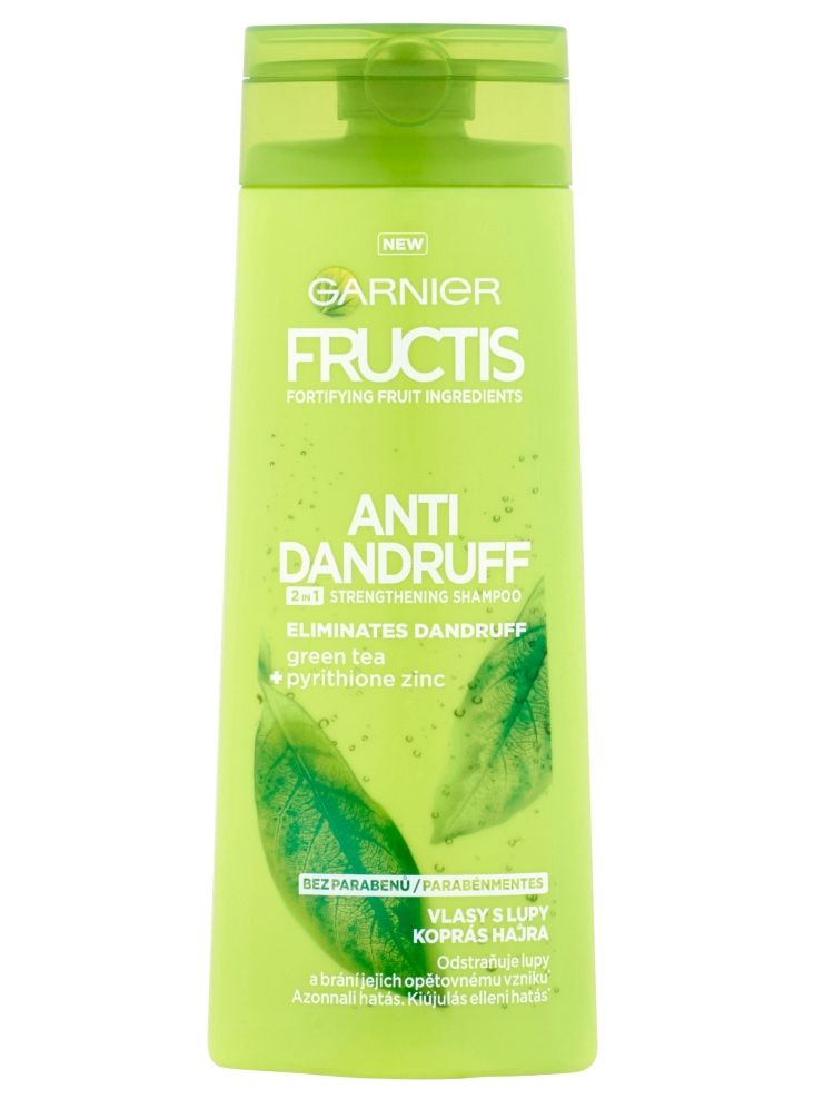 Šampon proti lupům Garnier Fructis Anti Dandruff - 250 ml