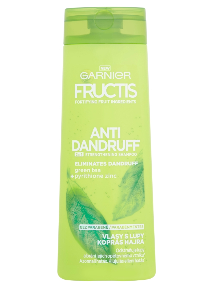 Šampon proti lupům Garnier Fructis Anti Dandruff - 400 ml