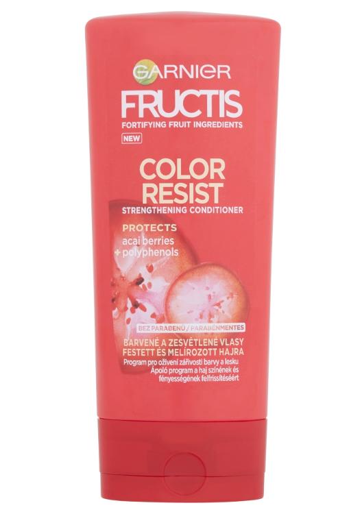 Balzám pro barvené vlasy Garnier Fructis Color Resist - 200 ml