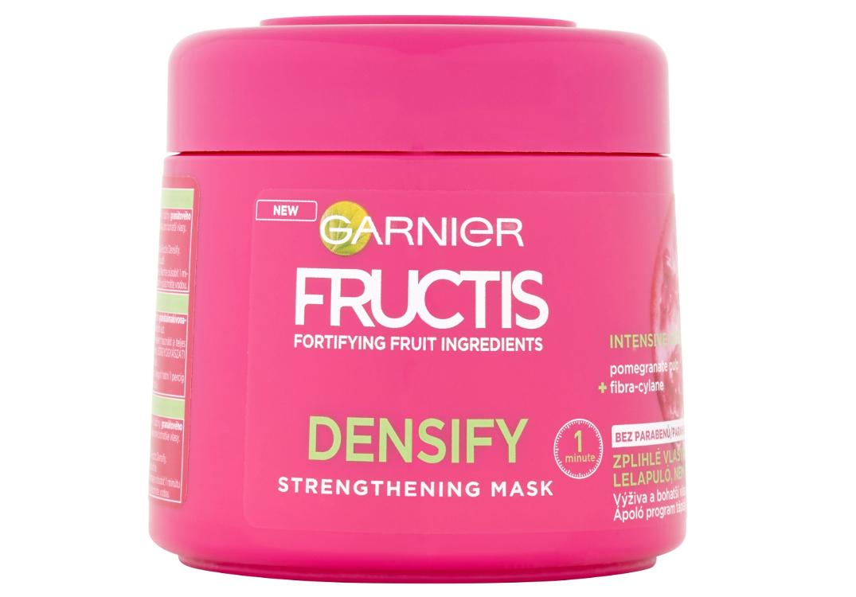 Maska pro objem jemných vlasů Garnier Fructis Densify - 300 ml