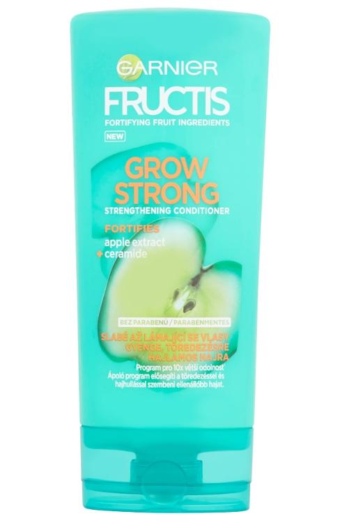 Balzám pro oslabené vlasy Garnier Fructis Grow Strong - 200 ml