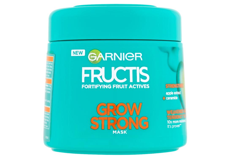 Maska pro oslabené vlasy Garnier Fructis Grow Strong - 300 ml