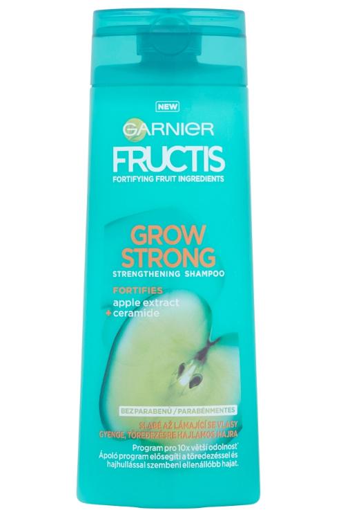 Šampon pro oslabené vlasy Garnier Fructis Grow Strong - 250 ml