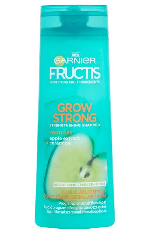 Šampon pro oslabené vlasy Garnier Fructis Grow Strong - 400 ml