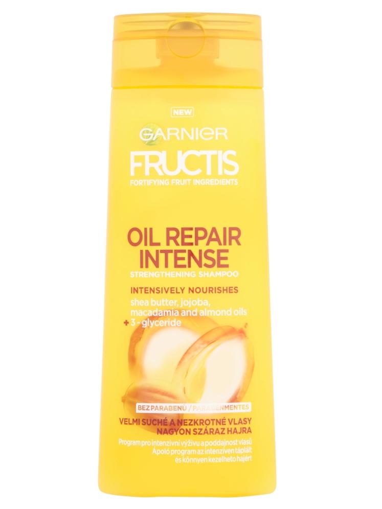 Šampon pro velmi suché vlasy Garnier Fructis Oil Repair Intense - 250 ml