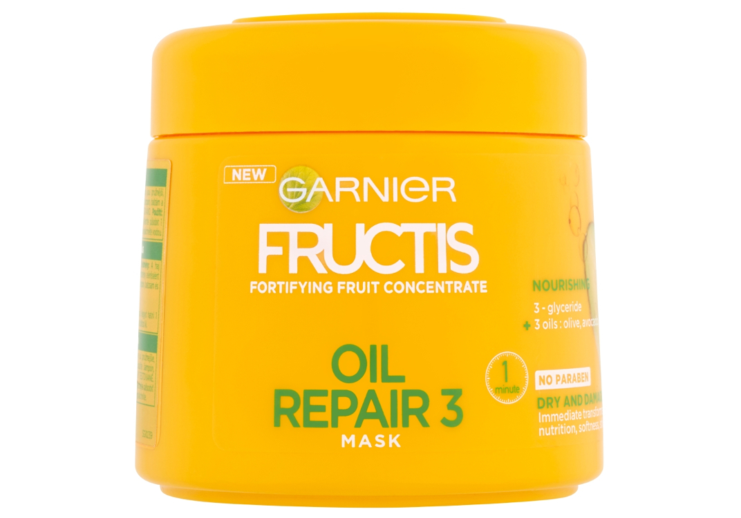 Maska pro suché vlasy Garnier Fructis Oil Repair 3 - 300 ml