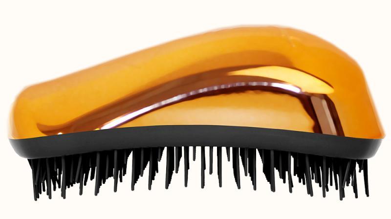 Dessata kartáč na vlasy Original Bright Edition - bronzový (31124) + DÁREK ZDARMA