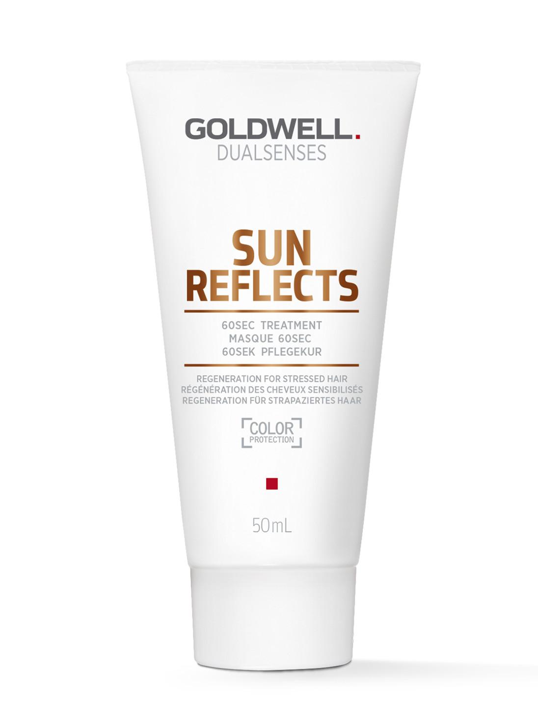 Maska na vlasy vystavené slunci Goldwell Sun Reflects - 50 ml (206189)