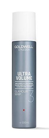 Tužidlo pro lesk a objem vlasů Goldwell Glamour Whip - 300 ml (227512) + DÁREK ZDARMA