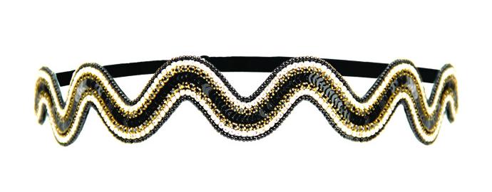 Condition Culture Tassel čelenka do vlasů - GREENWICH (50621542) + DÁREK ZDARMA