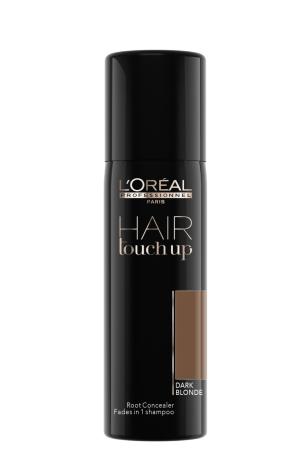 Sprej pro zakrytí odrostů Loréal Hair touch up 75 ml - blond
