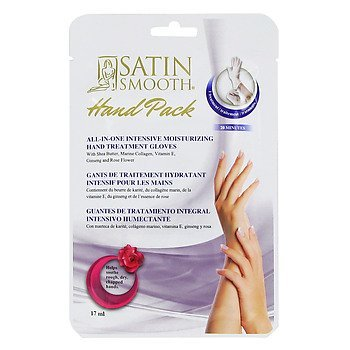 Satin Smooth Hand Pack intenzivní maska na ruce - rukavice (SSHDPK1E)