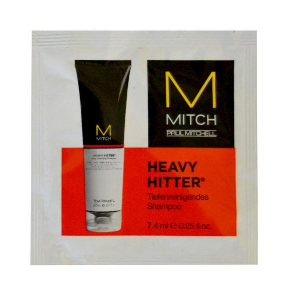 Čistící šampon Paul Mitchell Mitch Heavy Hitter - 7,4 ml (330129)