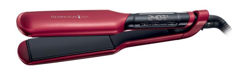 Remington Profesionální žehlička na vlasy Silk S9620 - 51 x 110 mm + DÁREK ZDARMA
