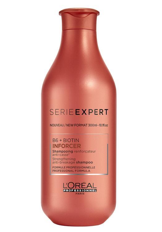 Šampon pro posílení vlasů Loréal Inforcer - 300 ml