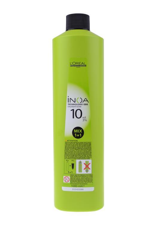 Loréal Inoa 2 Rich oxidant 10 VOL 3% - 1000 ml (10 VOL 3 %) + DÁREK ZDARMA