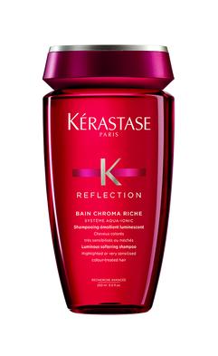 Šampon pro melírované vlasy Kérastase Chroma Riche - 250 ml + DÁREK ZDARMA