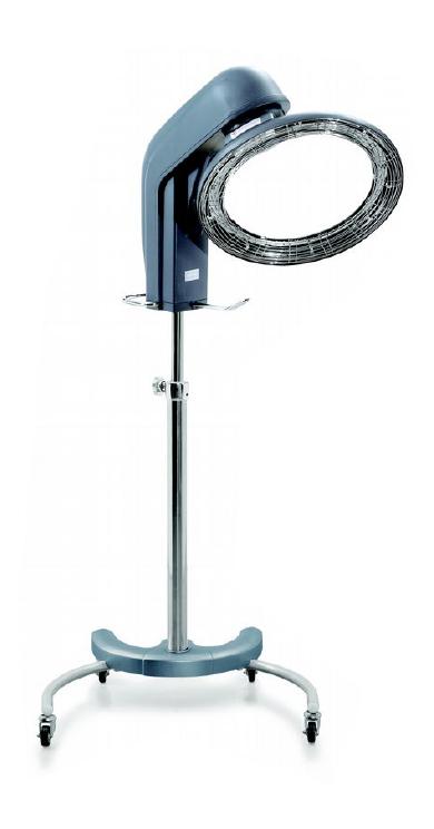 Rotační klimazon Hairway 49022-18, tmavě šedá + DÁREK ZDARMA