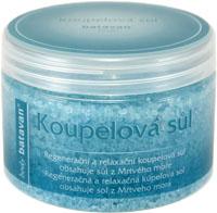 Regenerační a relaxační koupelová sůl Batavan - 500 g